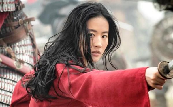 شکست سنگین فیلم مولان در بازار چین
