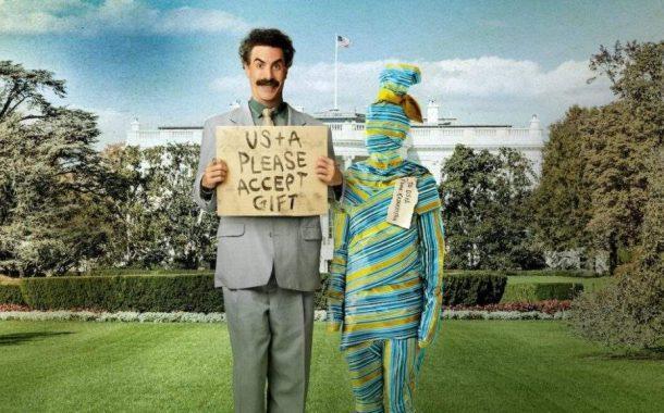 نقد بررسی فیلم بورات ۲  (Borat: Subsequent Moviefilm )