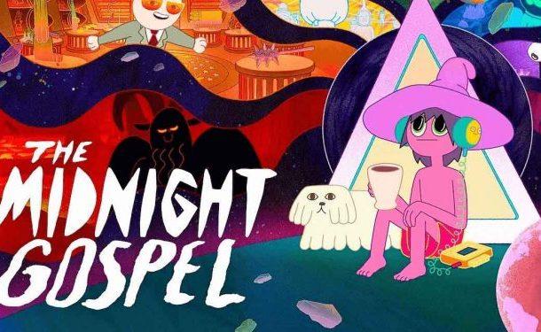 نقد بررسی انیمیشن سریالی The Midnight Gospel