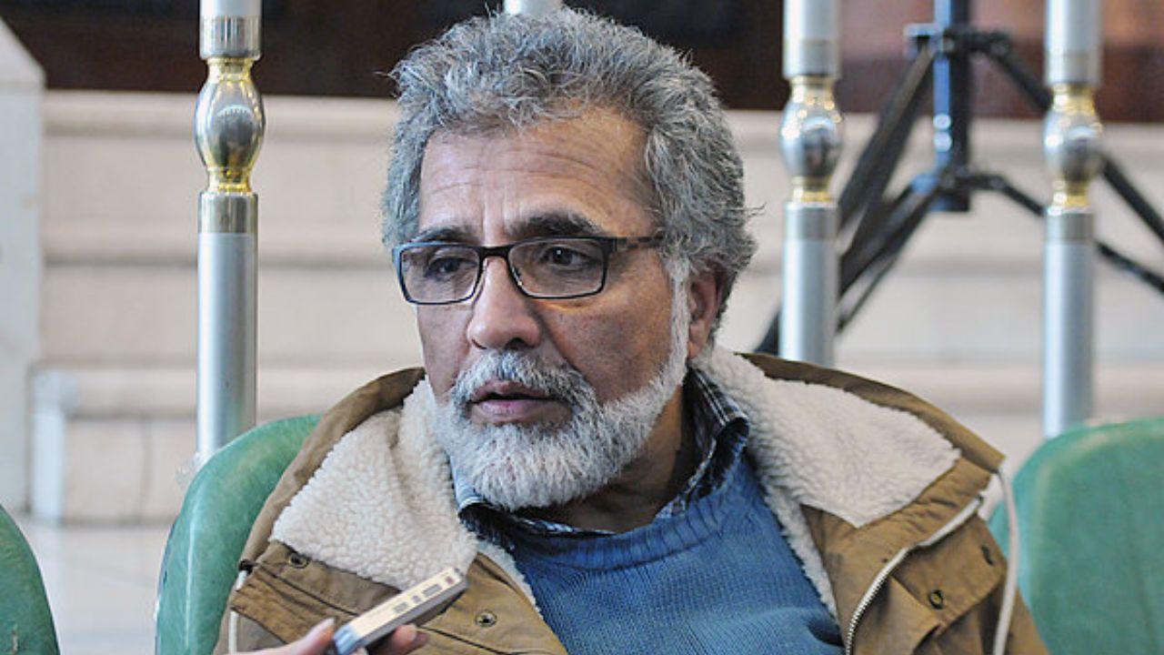حاشیه ماسک نزدن بهروز افخمی در جشنواره فجر ۹۹