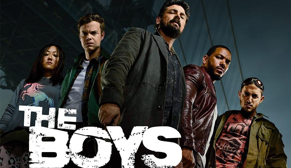 نقد برسی سریال ابرقهرمانی پسران (The Boys)