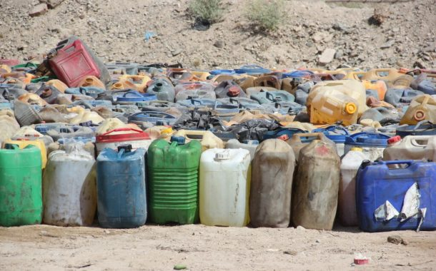 شورش سوختبران در مرز سراوان