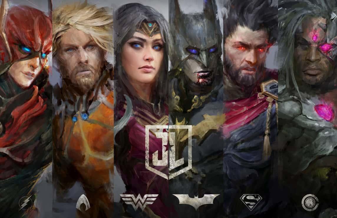همه چیز درباره فیلم Zack Snyder's Justice League