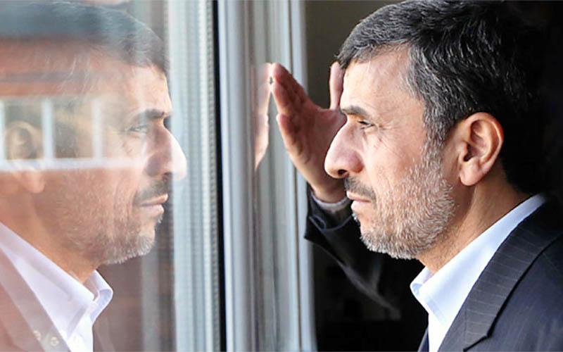 حاشیه های سفر انتخاباتی احمدی نژاد به قزوین