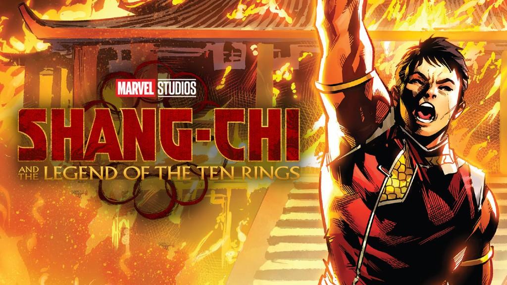 پیشنمایش فیلم شانگ چی و افسانه ۱۰ حلقه