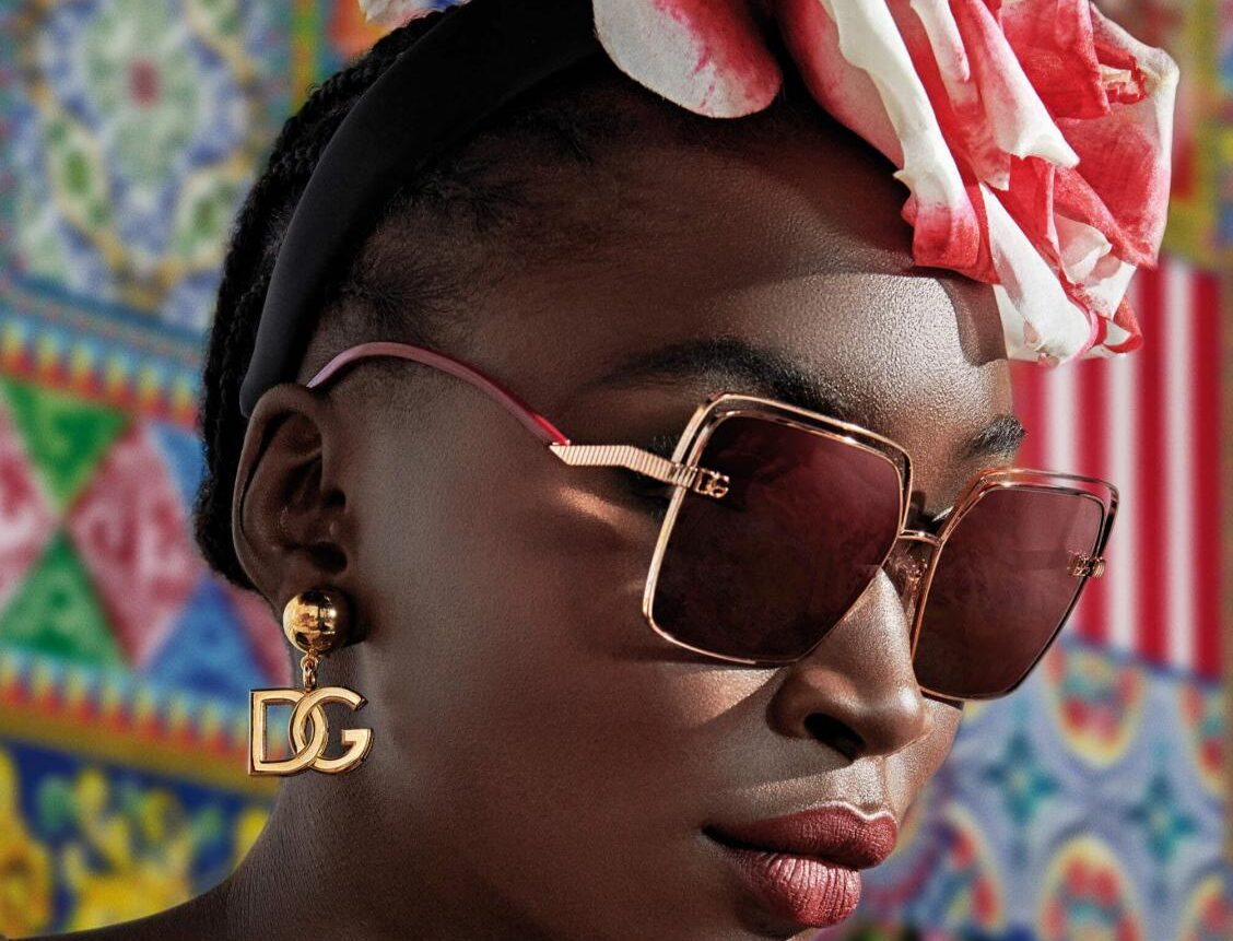 کلکسیون عینک های آفتابی برند ایتالیایبی دلچه اند گابانا