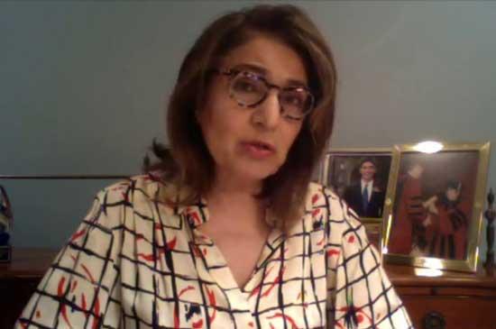 بیوگرافی و سوابق الهه هیکس فعال حقوق بشر