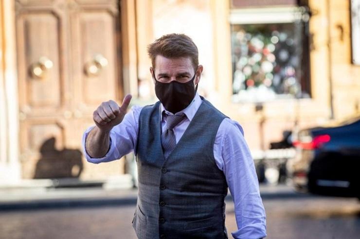 تصاویر رسمی فیلم ماموریت غیرممکن۷ بازگشت تام کروز به نقش اتان هانت را نشان می دهد