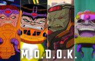 بررسی کامل انیمیشن سریالی Marvel's M.O.D.O.K 2021 شبکه هولو