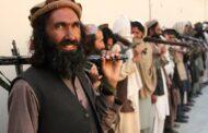 فیلمی از تلویزیون شکستن عضو طالبان