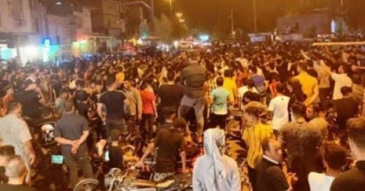 الهه هیکس درباره اعتراضات خوزستان چه گفت