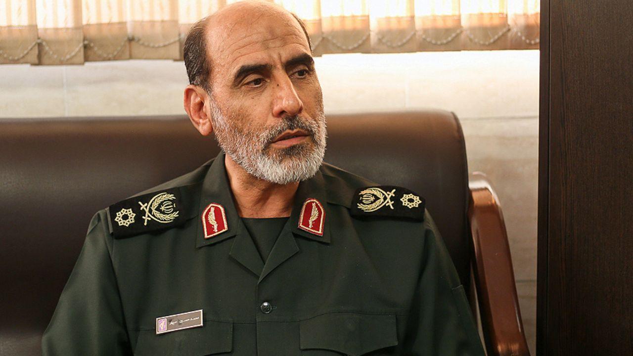 بیوگرافی و سوابق سردار محمدحسین سپهر عضو ستاد هماهنگی واکسیناسیون کشور