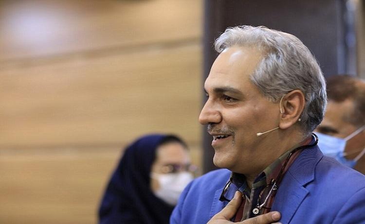 سوتی ها عجیب مهران مدیری در مسابقه دورهمی