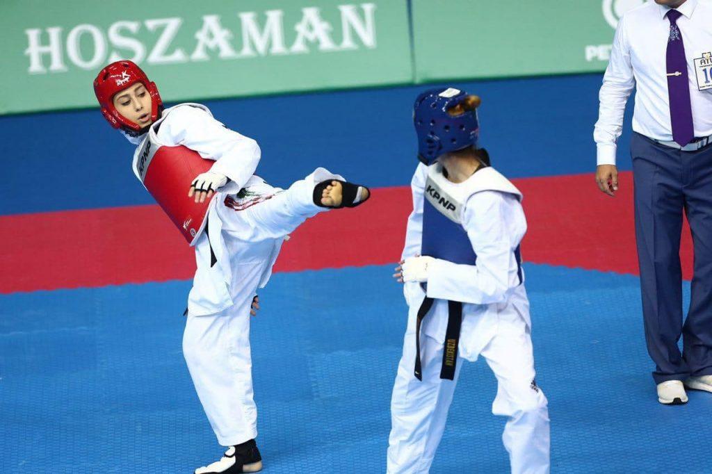 وطن فروشی کیمیا علیزاده در المپیک ۲۰۲۰