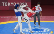 شکست سنگین کیمیا علیزاده در مرحله نیمه نهایی المپیک ۲۰۲۰