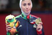 بیوگرافی و سوابق ناهید کیانی تکواندو کار المپیکی