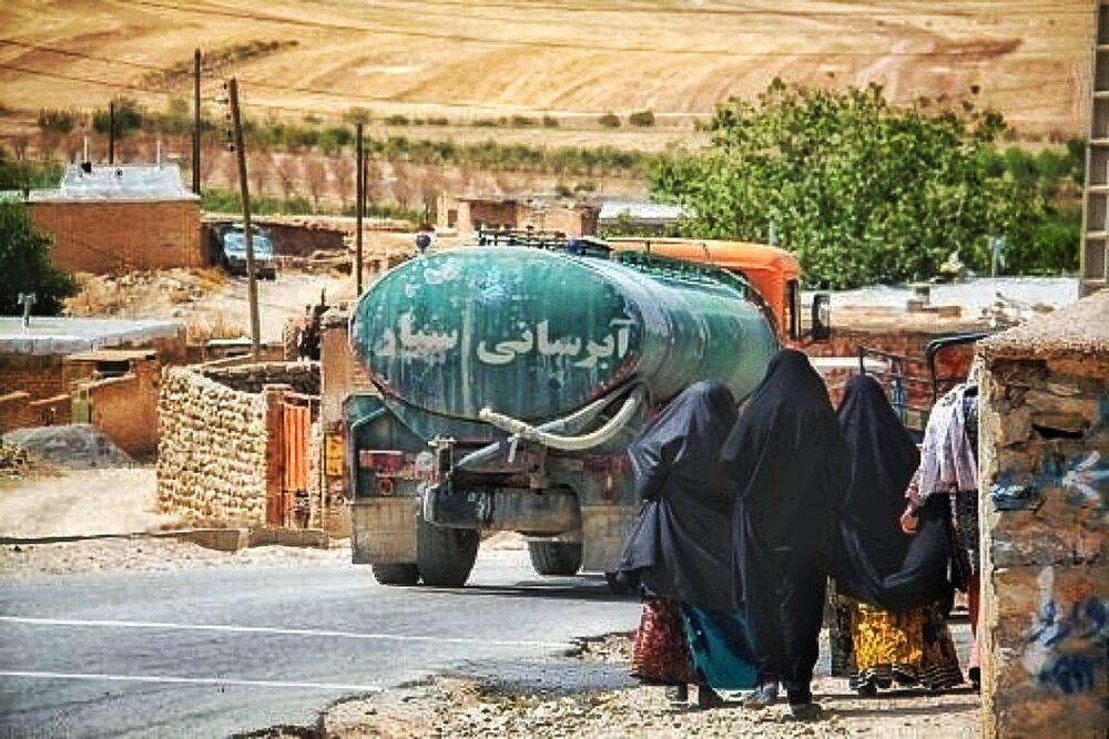 فاجعه انتقال آب خوزستان به اصفهان