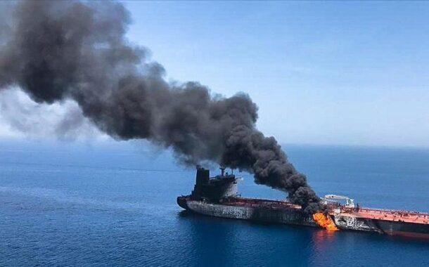 حمله گسترده اسرائیل به نفتکش های ایرانی در دریای سرخ