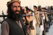 تقلید خبرنگار طالبان از اخبار صداوسیمای میلی