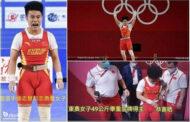 وزنه بردار دوجنسه چینی در رشته زنان قهرمان شد